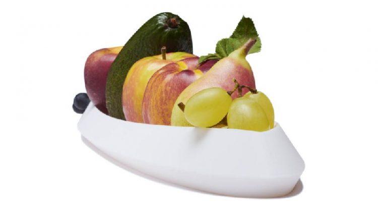 Portafrutta in marmo